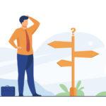 【解説】ネットで方向性を見失う対処法6選-lose the sense of direction