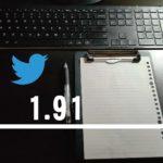 TwitterとFacebookのアイキャッチは、1.91✕1 最適サイズを解説!